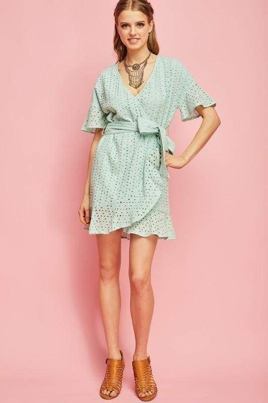 Dresses from Just Six Club- a boutique in Lambertville, NJ